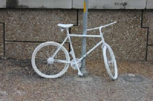 Ghost Bicycle - 400x250
